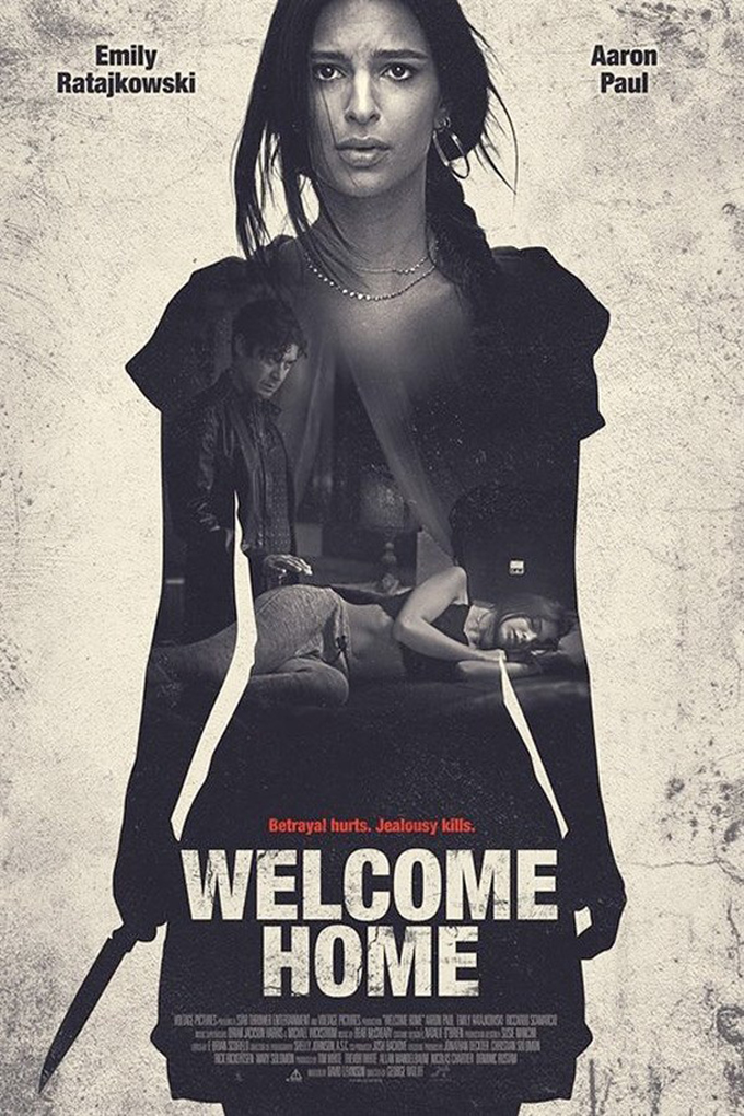 Welcome Home [2018 USA Movie] Thriller