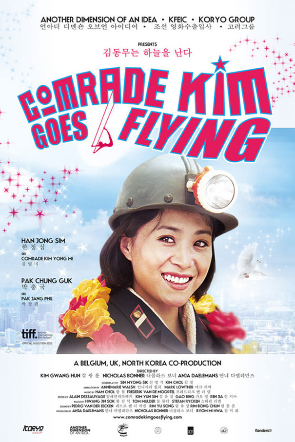 Comrade Kim Goes Flying [2012 Belgium, North Korea, UK Movie] Comedy