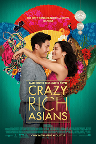 Crazy Rich Asians [2018 USA Movie] Comedy, Romance