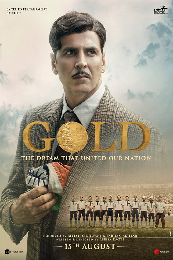Gold [2018 India Movie] Hindi, Drama, History, Sport