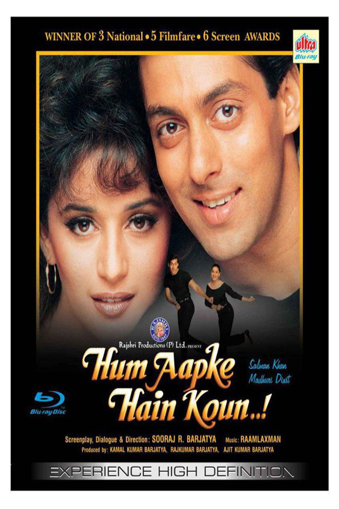 Hum Aapke Hain Koun [1994 India Movie] Comedy, Drama