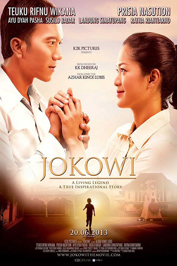 Jokowi [2013 Indonesia Movie] Drama, History, Romance