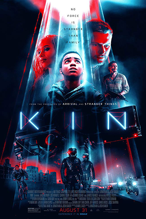 Kin [2018 USA Movie] Action, Sci Fi