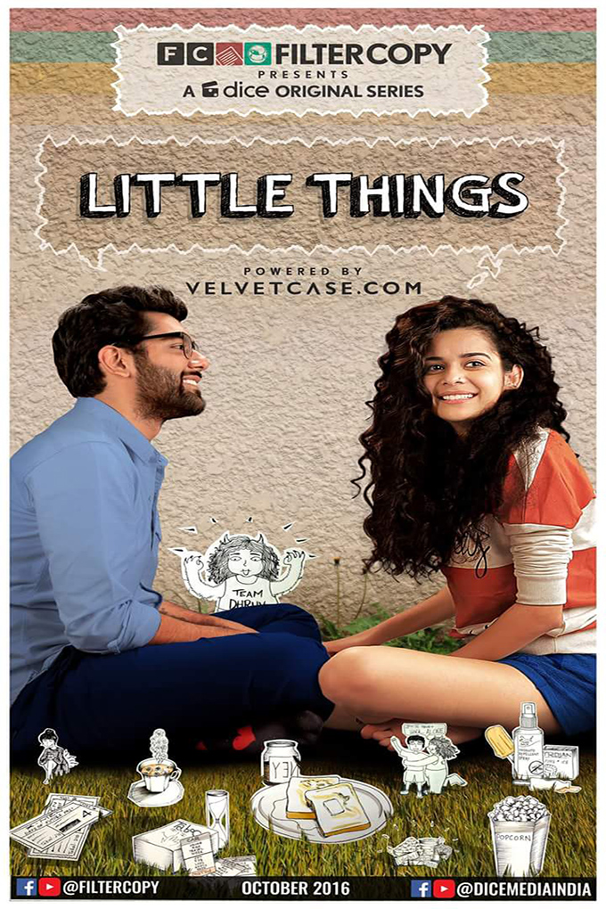 Little Things [2018 India Series] 5 eps END Comedy, Romance