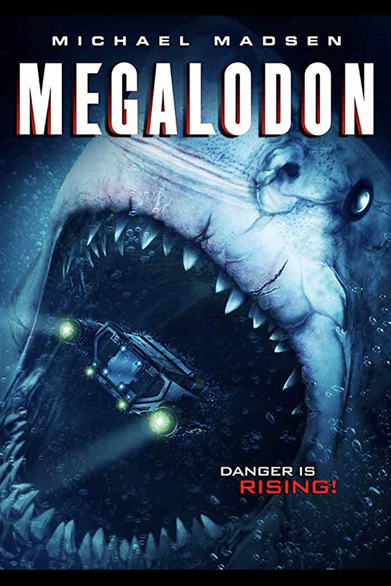 Megalodon [2018 USA Movie] Action, Adventure, Horror