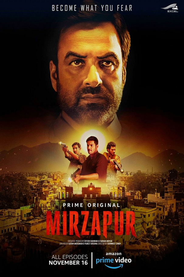 Mirzapur [2018 India Series] 10 episodes END Hindi, Action, Crime, Thriller