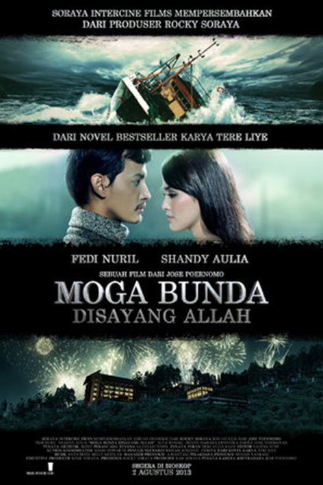 Moga Bunda Disayang Allah [2013 Indonesia Movie] Drama