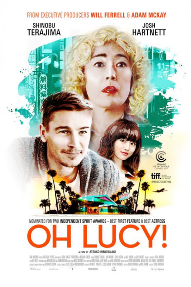 Oh Lucy! [2018 Japan, USA Movie] Drama, Comedy