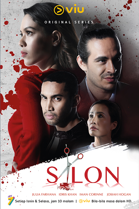 Salon [2018 Malaysia Series] 10 episodes END Drama, Thriller