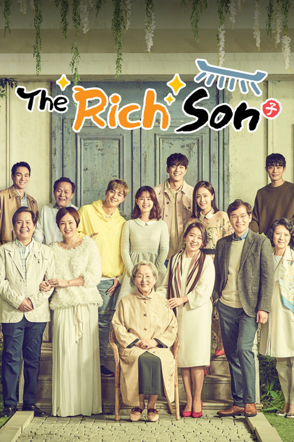 The Rich Son [2018 Korea Series] 100 eps END (8) Drama, Family