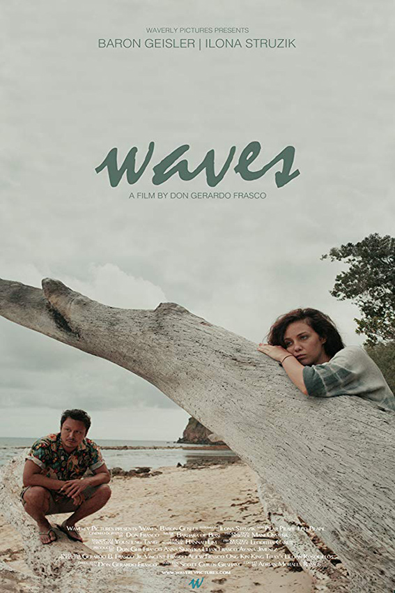 Waves [2015 Philippines Movie] Drama, Romance