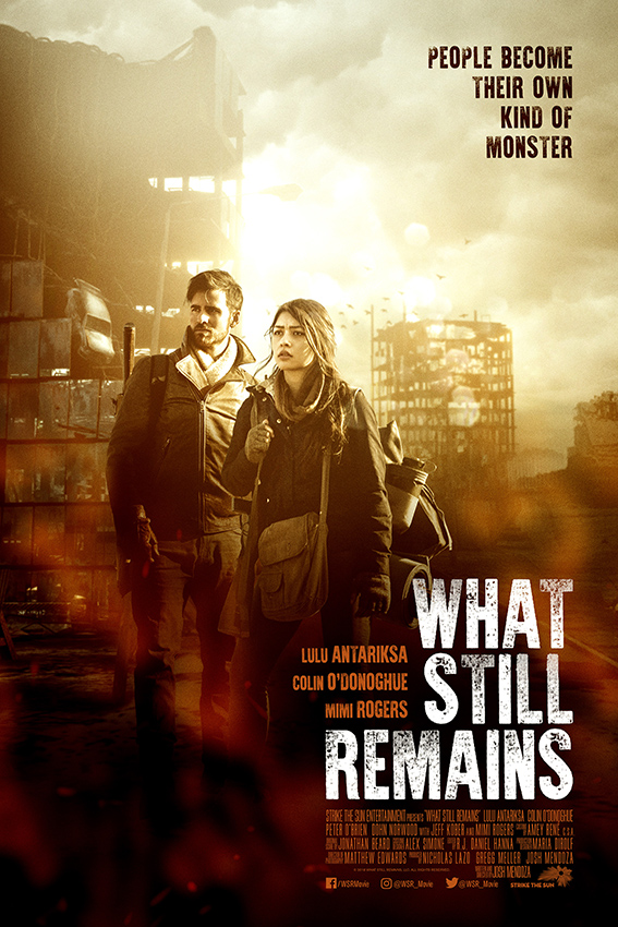 What Still Remains [2018 USA Movie] Drama, Thriller