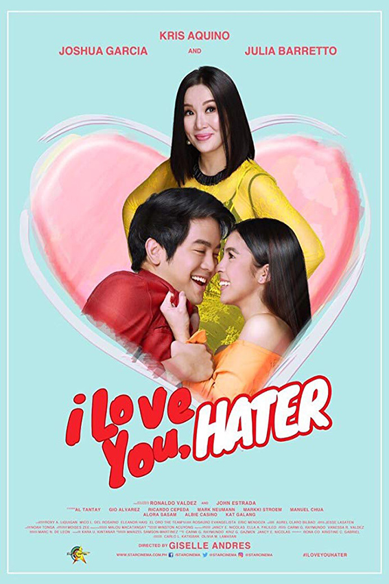 I Love You, Hater [2018 Philippines Movie] Romance, Comedy