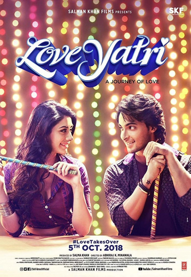 Loveyatri [2018 India Movie] Hindi, Romance