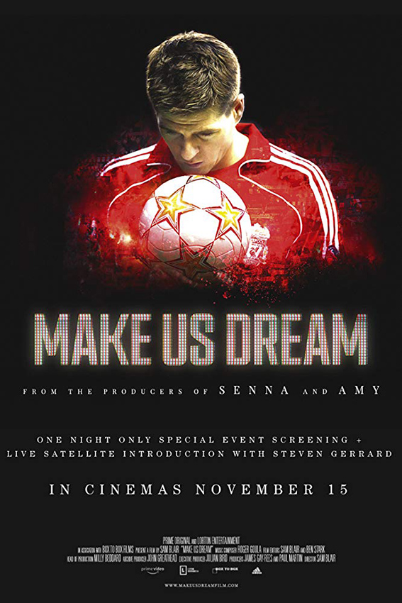 Make Us Dream [2018 UK Movie] Documentary, Sport