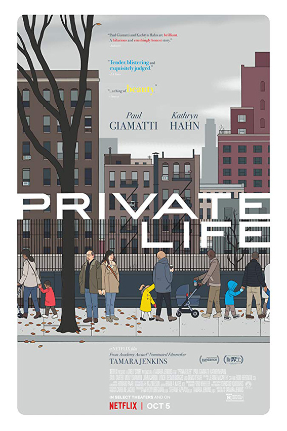 Private Life [2018 USA Movie] Drama
