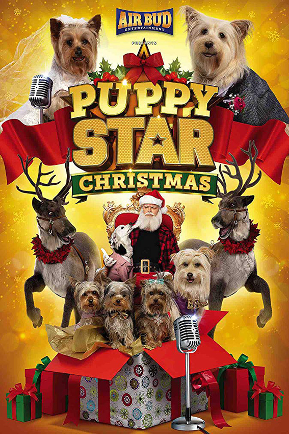 Puppy Star Christmas [2018 USA Movie] Family