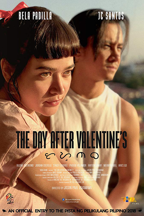 The Day After Valentine's [2018 Philippines Movie] Romance