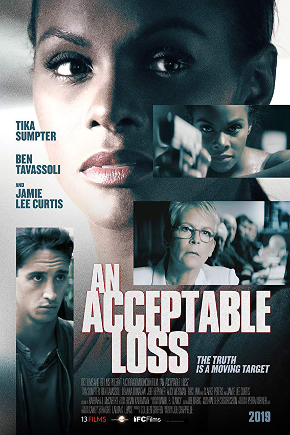 An Acceptable Loss [2018 USA Movie] Thriller
