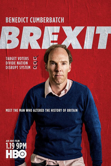 Brexit: The Uncivil War [2019 UK Movie] True Story, Drama
