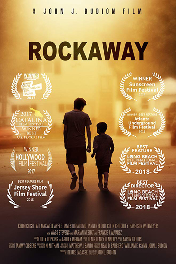 Rockaway [2017 USA Movie] Adventure, True Story