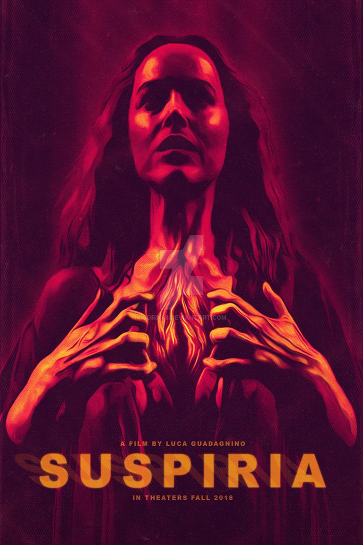 Suspiria [2018 USA, Italy Movie] English, Horror