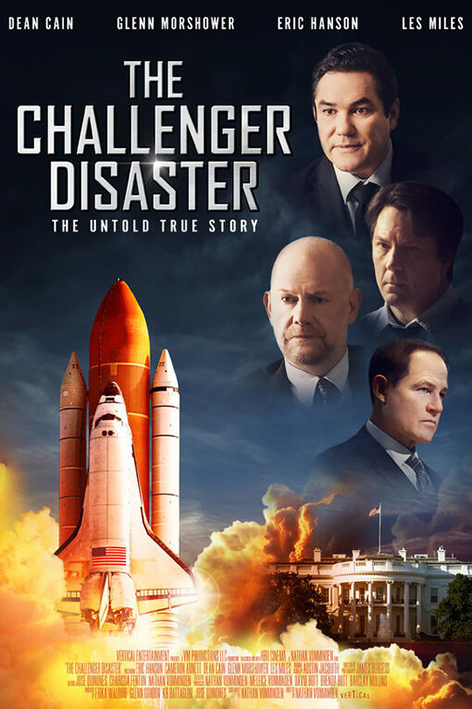 The Challenger Disaster [2019 USA Movie] Drama
