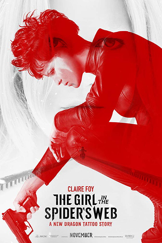 The Girl in the Spider's Web [2018 USA Movie]