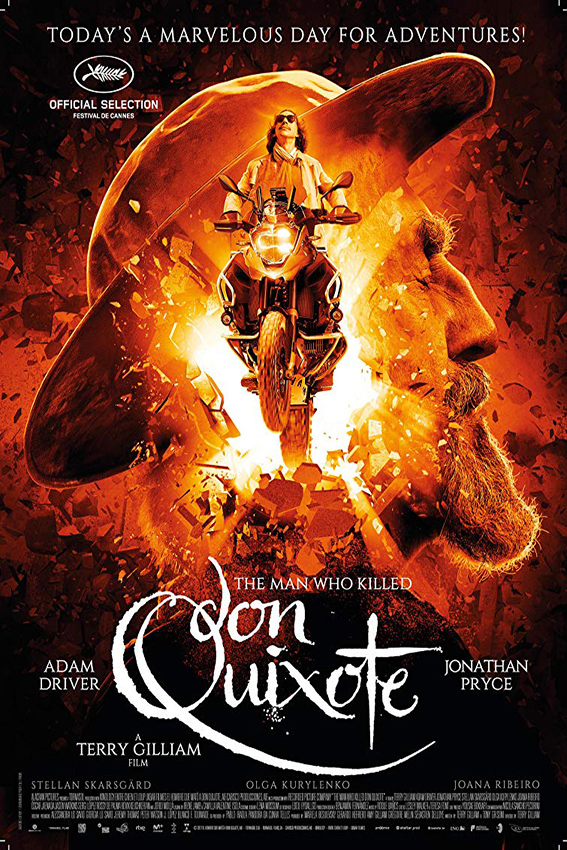 The Man Who Killed Don Quixote [2018 Spain, Belgium, France, Portugal, UK Movie]