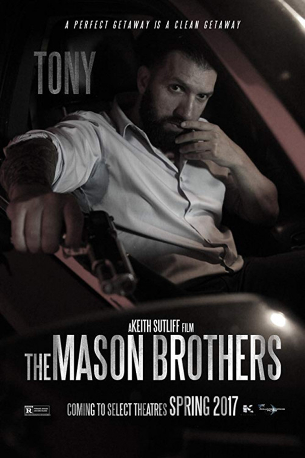 The Mason Brothers [2018 USA Movie] Crime, Thriller