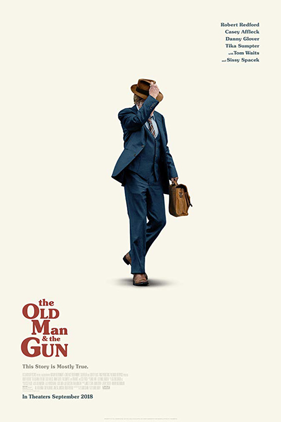 The Old Man & the Gun [2018 USA Movie] Comedy, Crime, Drama