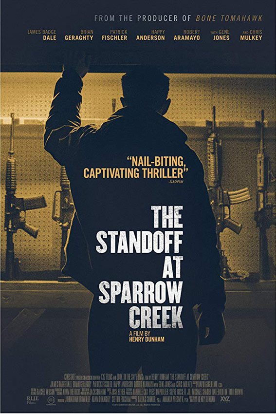The Standoff at Sparrow Creek [2018 USA Movie] Crime, Thriller