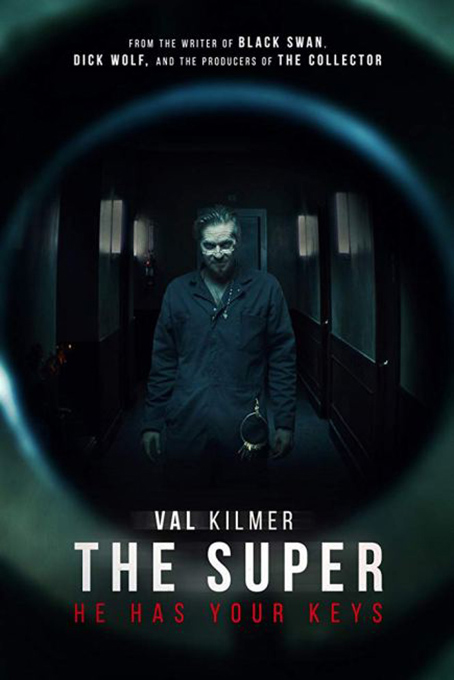 The Super [2018 USA Movie] Horror, Thriller