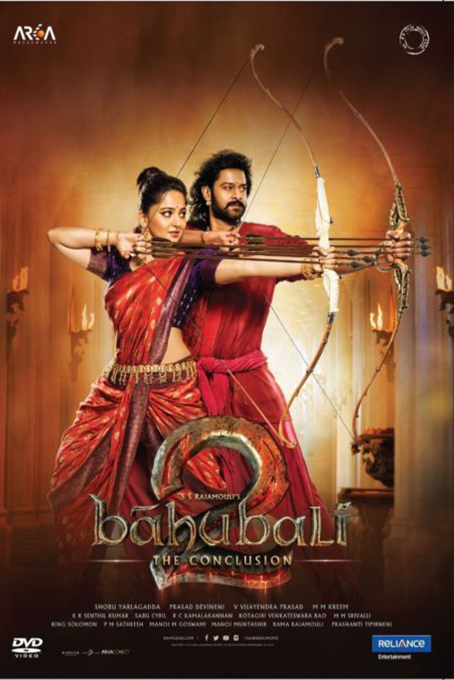 Baahubali 2: The Conclusion [2017 India Movie] Hindi, Action, Fantasy