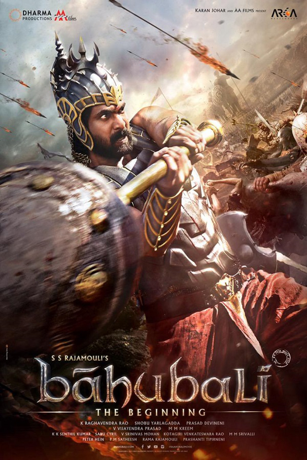 Baahubali: The Beginning [2015 India Movie] Hindi, Action, Fantasy