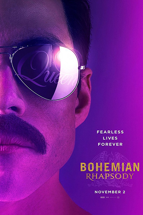 Bohemian Rhapsody [2018 USA Movie] Biography, Drama, Music