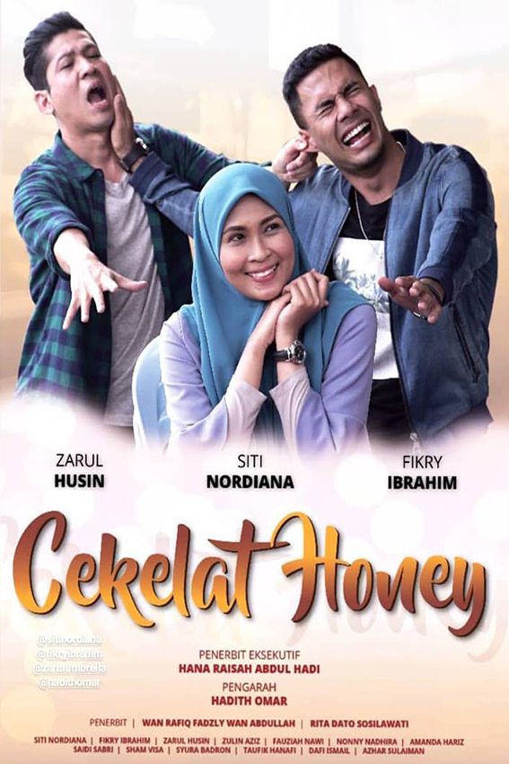 Cekelat Honey [2019 Malaysia Series] 15 episodes END (3) Drama