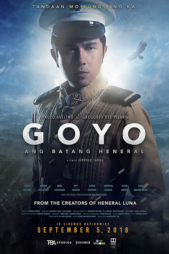 Goyo: The Boy General [2018 Philippines Movie] Action, War, True Story