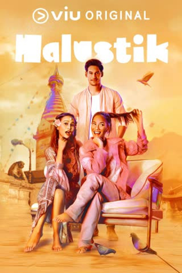 Halustik [2018 Indonesia Series] 13 episodes END (2) Drama