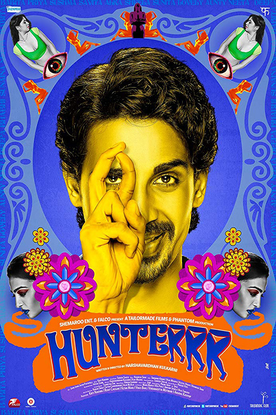 Hunterrr [2015 India Movie] Hindi, Drama, Romance