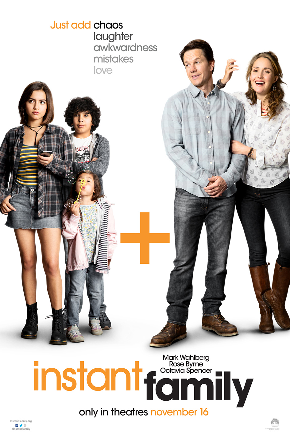Instant Family [2018 USA Movie] Comedy, Family