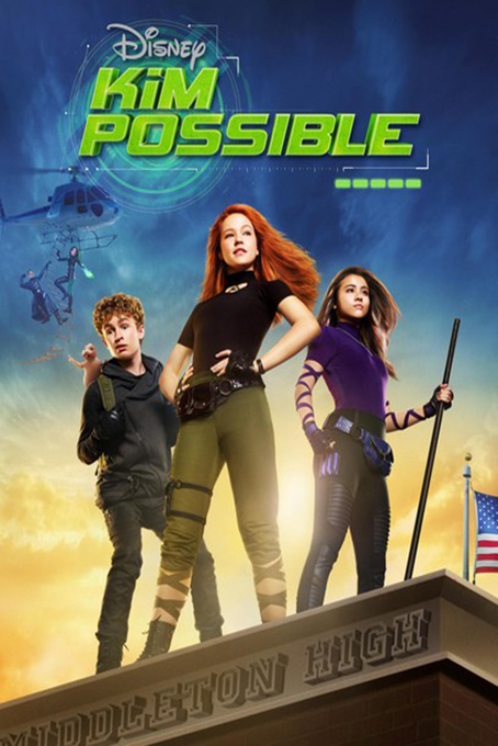 Kim Possible [2019 USA Movie] Action, Family