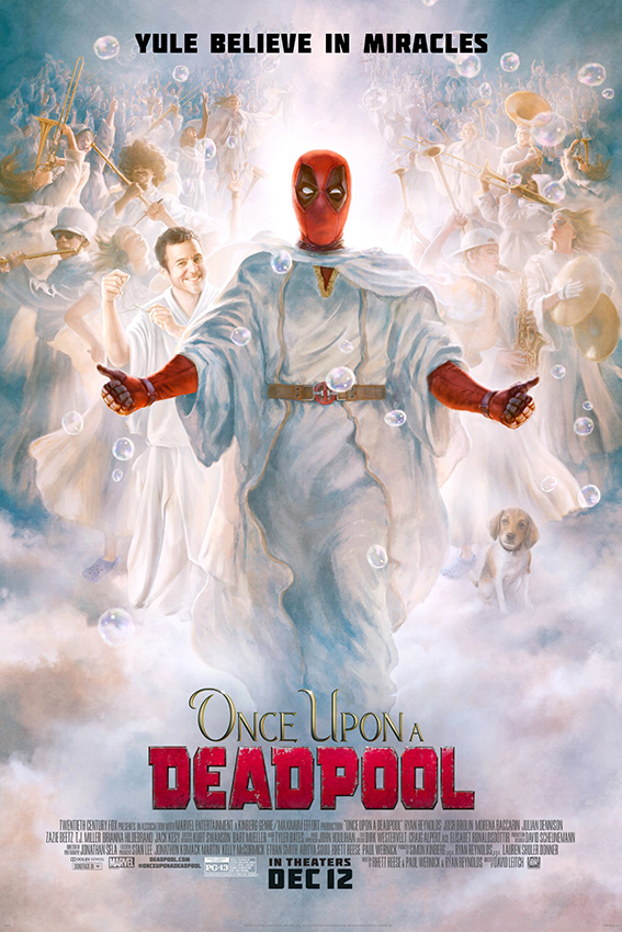 Once Upon a Deadpool [2018 USA Movie] Action, Comedy