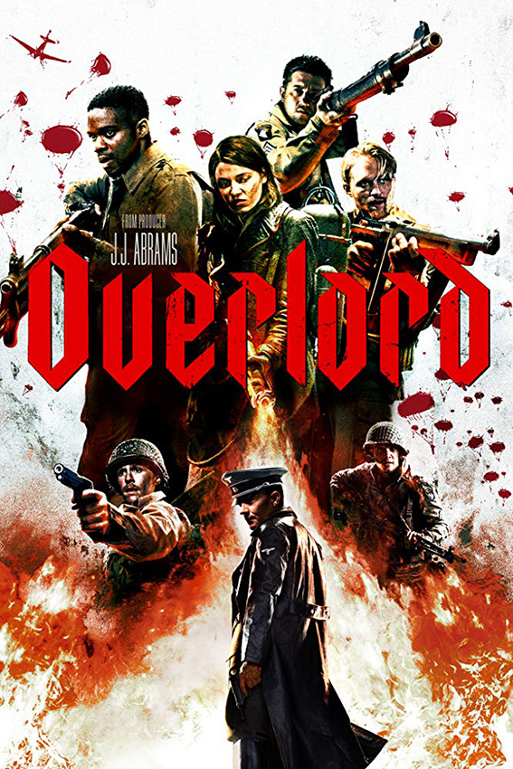 Overlord [2018 USA Movie] Action, Horror
