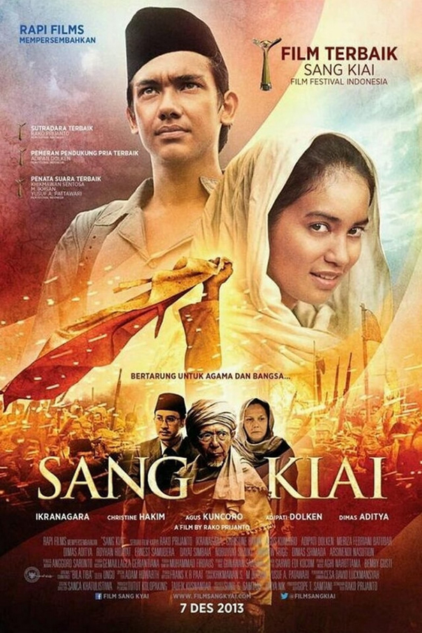 Sang Kiai [2013 Indonesia Movie] Drama, Action
