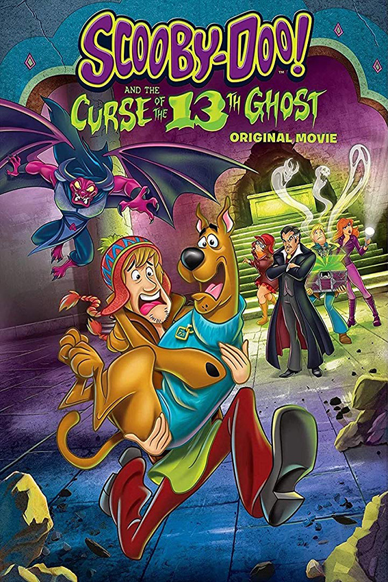 Scooby-Doo! and the Curse of the 13th Ghost [2019 USA Movie] Animation