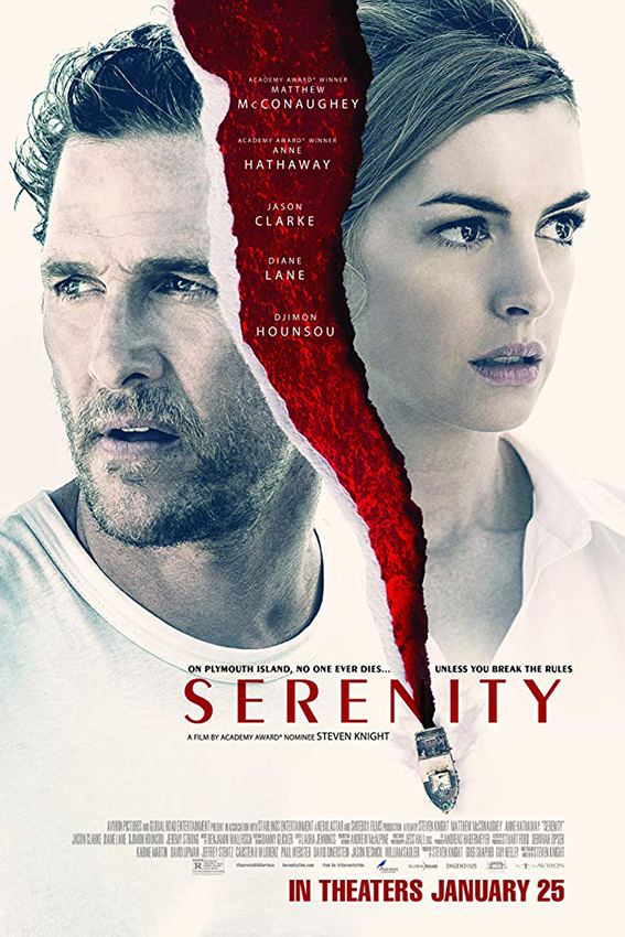 Serenity [2019 USA Movie] Drama, Sci Fi