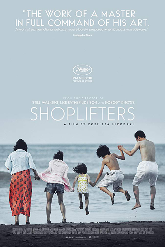 Shoplifters [2018 Japan Movie] Drama, Crime