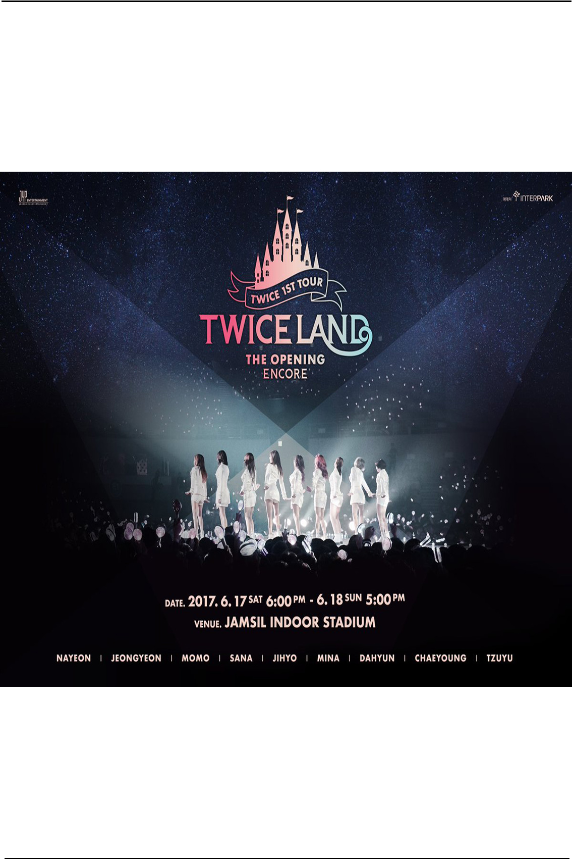 TWICELAND The Opening Encore [2018 South Korea Movie] Show, Concert
