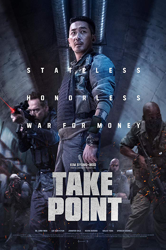 Take Point [2018 South Korea Movie] Action